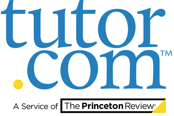 Tutor.com, a service of the Princeton Review